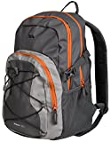 Trespass Albus, Flint, Backpack 30L, Grey