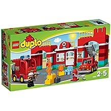 LEGO Duplo - La estación de bomberos, multicolor (10593)
