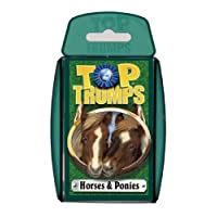 Top Trumps 10023 Horses and Ponies Card Game