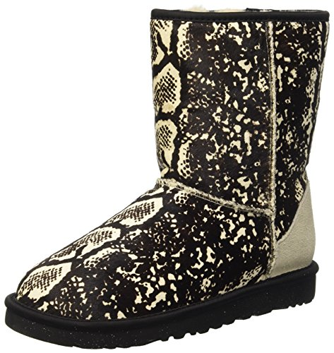 UGG Classic Short Exotic Snake, Bottes Classiques Femme