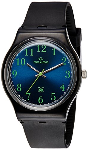 Maxima Analog Blue Dial Men's Watch-39050PPGW image