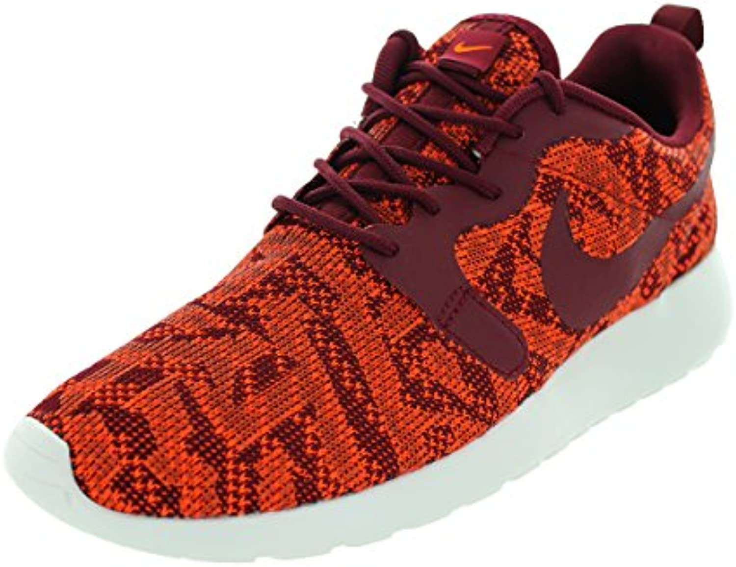 Zapatillas de running Nike Roshe One KJCRD Total Orange / Team Red / Sail 6.5 Mujeres EE. UU.