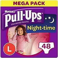Huggies Klimmzüge Night Time Töpfchen Training Pants für Mädchen, groß