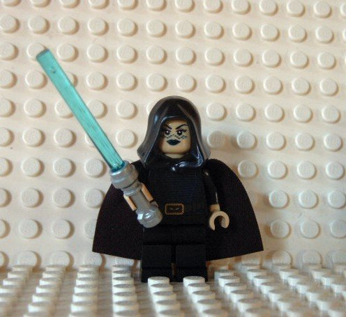 Preisvergleich Produktbild LEGO Star Wars Figur Barriss Offee mit Laserschwert