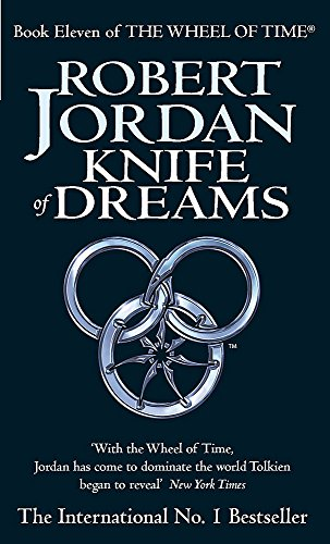 Cover of Knife of Dreams (Wheel of Time 11)