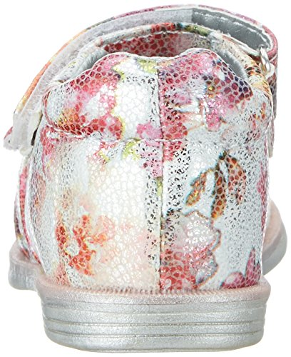 Supremo Baby Mädchen 2730601 Lauflernschuhe Weiß (white-rose)