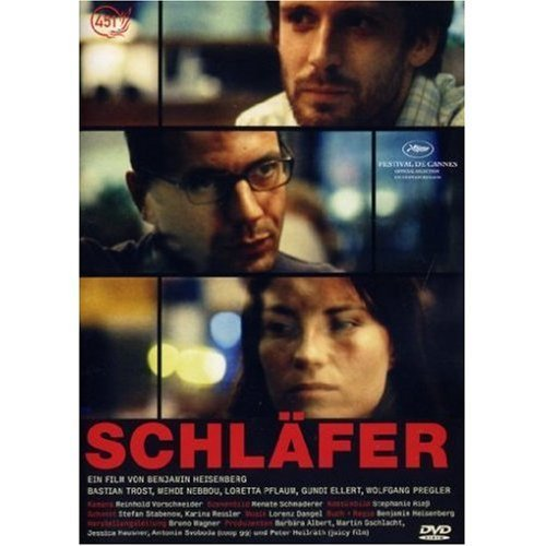 Sleeper ( Schläfer ) [ NON-USA FORMAT, PAL, Reg.0 Import - Germany ] by Bastian Trost -