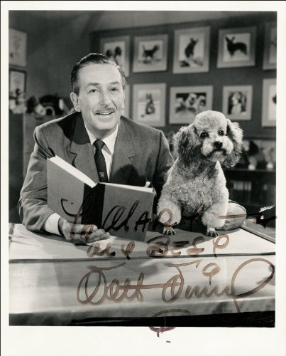 walt-disney-signed-photo-print-approx-size-12x8-inches