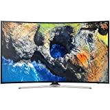 "TV LED 55"" SAMSUNG 4K CURVO UE55MU6272 UHD SMART TV NEGRO"