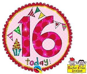 Rachel Ellen- Insignia de fiesta, Color rosa (25801)