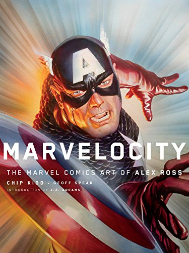 Marvelocity (Pantheon Graphic Novels) por Ross Alex