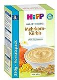 Hipp Bio-Getreidebreie Mehrkorn-Kürbis, 350g