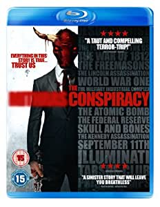 The Conspiracy (2012) [ Origine UK, Sans Langue Francaise ] (Blu-Ray)