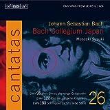 Integral De Cantatas Vol. 26 (Dir