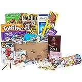 German Sweets and Chocolate Box # 1 - Boite de bonbons et de chocolats allemands