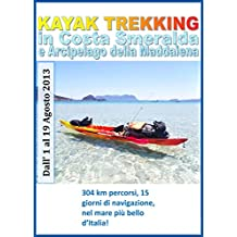 Kayak trekking in Costa Smeralda e Arcipelago della Maddalena