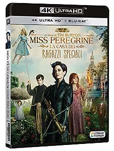 Miss Peregrine – La Casa dei Ragazzi Speciali (4K Ultra HD + Blu-Ray)