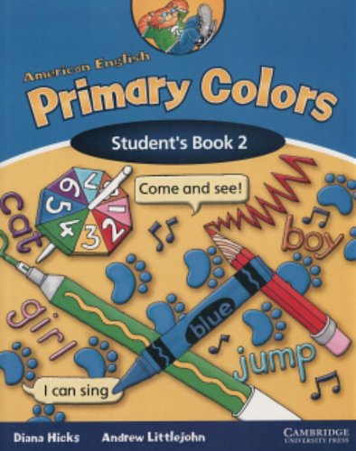 American English Primary Colors 2 Student's Book (Primary Colours)