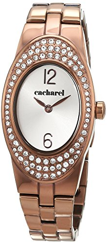 Cacharel Women's Quartz Watch CLD 008S-5BM with Metal Strap