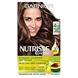 Garnier Nutrisse Creme 4.12 Medium Dark Brown