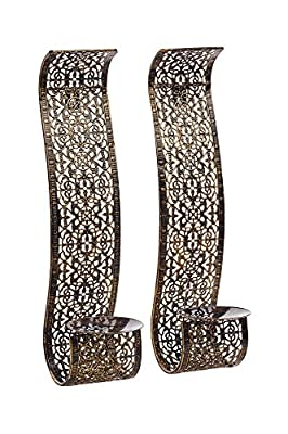 Arabian Wall Sconces (Set of 2)
