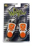 hochwertiges Kinderfunkgerät orange