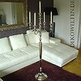Kerzenleuchter Kerzenständer für Stab und oder Stumpenkerzen (150cm)