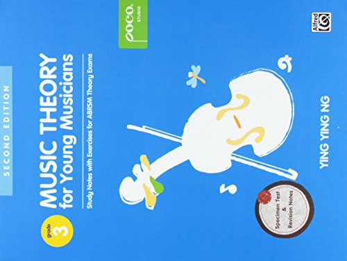 Music Theory for Young Musicians Grade 3 (Poco Studio Edition)