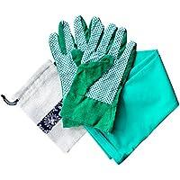 [Patrocinado]Thorium Resistente Brazo Jardinería Manga Protectores, Protección UV Lycra Viene con Guantes y Bolsa de Almacenamiento