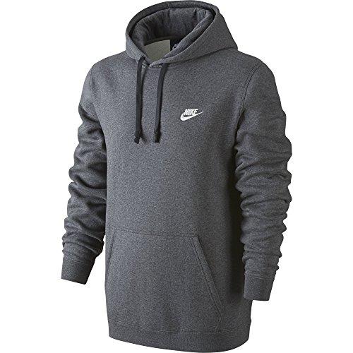 Nike M NSW Hoodie Po FLC Club Sudadera, Hombre