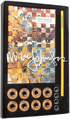 Marc Johnson Notepad