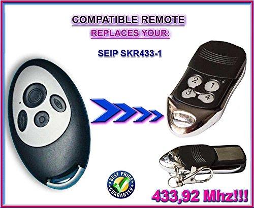 SEIP SKR433-1 kompatibel handsender, ersatz fernbedienung 433.92Mhz rolling code!!! Beste Preis!!! -