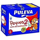 Puleva Peques 2 Leche Infantil Continuacion - Pack 6 x 1 L