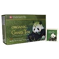 Organic Green Tea 100 Bags