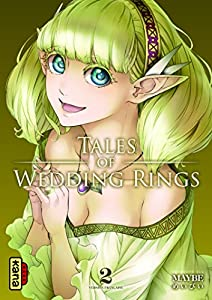 Tales of Wedding Rings Edition simple Tome 2