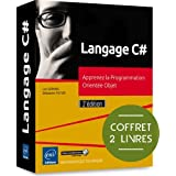 Langage C# - Coffret de 2 livres : Apprenez la Programmation Orientée Objet (2e édition)