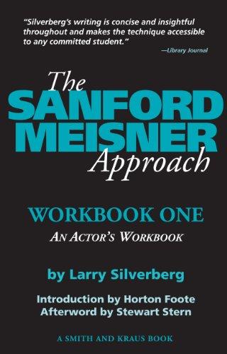 the-sanford-meisner-approach-workbook-one-an-actors-workbook-1-career-development-book
