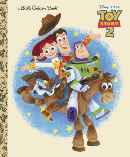 Toy Story 2 (Little Golden - Hardcover Story Toy