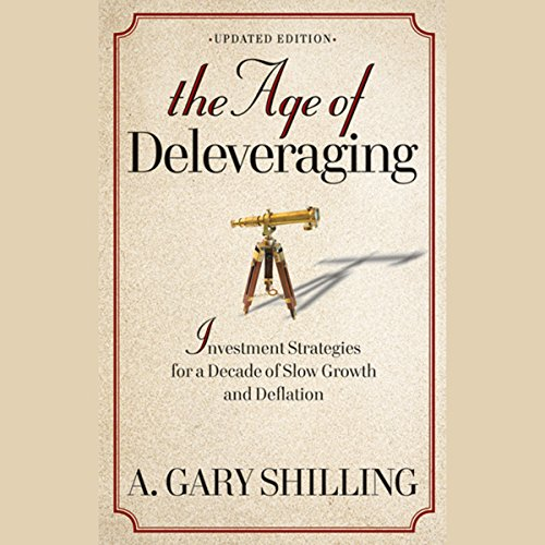 The Age of Deleveraging  Audiolibri