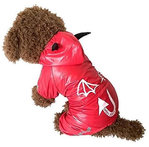 Et Costume Melbourne - Ranphy Petit Chiot/animal domestique Vêtements pour mâle