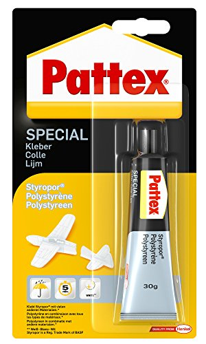 pattex-1471567-colle-forte-spcial-polystyrne-30-g