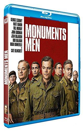 Monuments men [Blu-ray] [FR Import]