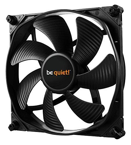 be quiet! Silent Wings 3 59.5 CFM 140 mm Fan