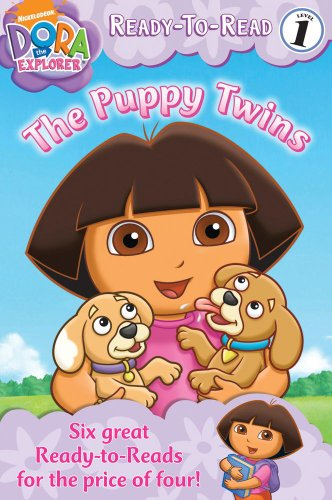 Nick Ready-to-Read Value Pack #2: The Puppy Twins; So Many Butterflies!; Dora and the Rainbow Kite Festival; Dora's First Trip; Dora's Mystery of the My Papi! (Dora the Explorer, Ready-to-Read)
