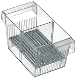 Maxi-Pet 83577 Ablaichkasten 2 in 1, transparent, 20,5 x 9,5 x 10 cm