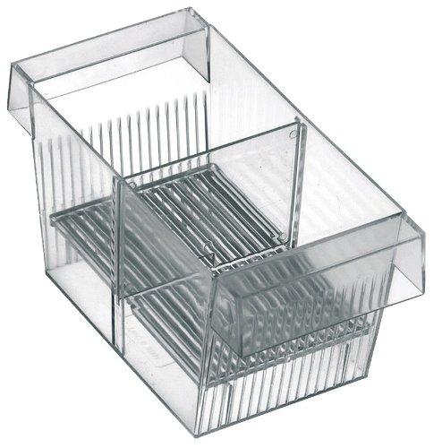 Maxi-Pet 83577 Ablaichkasten 2 in 1, transparent, 20,5 x 9,5 x 10 cm