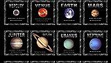 Planeten Platte–Planeten auf
