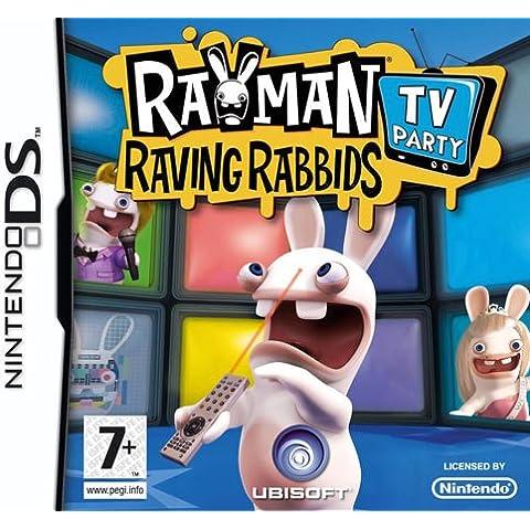 Rayman Raving Rabbids TV Party [Importación italiana]