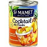St Mamet - Placard - Cocktail de fruits au sirop - Le pack de 425g - Prix Unitaire - Livraison Gratuit Sous 3...