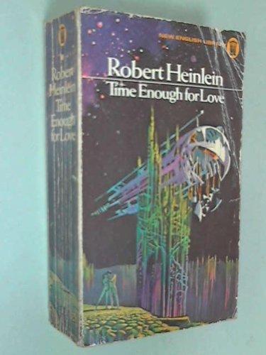 Time enough for love par Robert A Heinlein